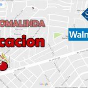 Ubicacion Loma Linda